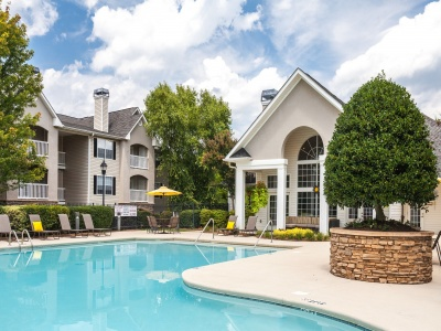 Arbors at Fairview Apartments Resort-Inspired Heated Pool